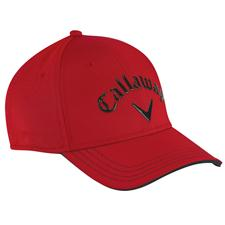 Callaway Golf Men's Liquid Metal Personalized Hat - Red
