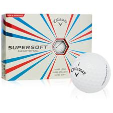Callaway Golf Supersoft Custom Express Logo Golf Balls