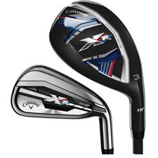 Callaway Golf XR Iron/Hybrid Steel Combo Set