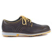 FootJoy Men's FJ City Wingtip Golf Shoe Manufacturer Closeout