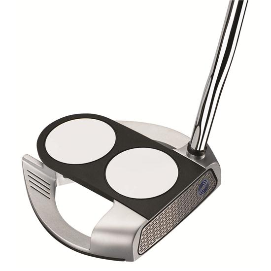 Odyssey Golf Works Tank Versa 2-Ball Putter w/ SuperStroke Grip