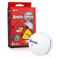 Srixon Angry Birds Golf Balls