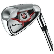 Wilson Staff D200 Steel Iron Set