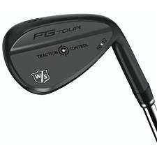 Wilson Staff FG Tour Traction Control Black Wedge