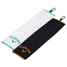 Callaway Golf Custom Logo Tri-Fold Towel for Women