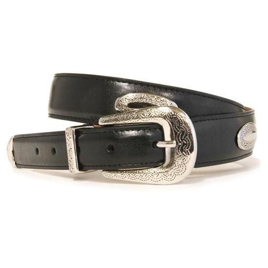 Danbury Tapered Leather Belt