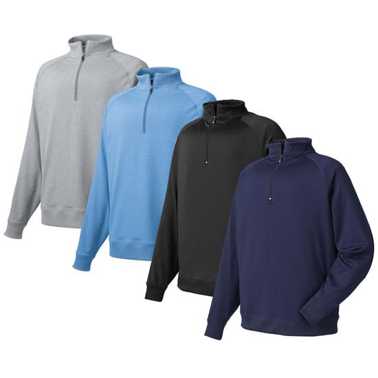 FootJoy Men's Performance Half-Zip Pullover