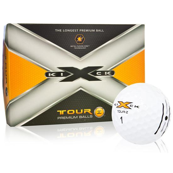 Kick X Tour Z Premium Golf Balls