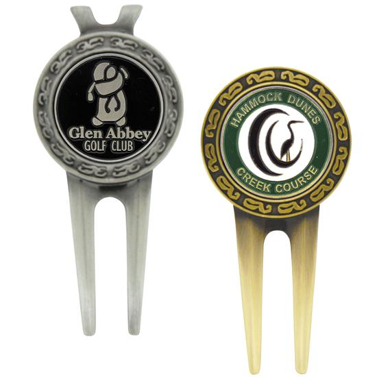 Logo Golf Churchill Divot Tool
