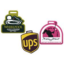 Logo Golf Custom Logo FlexSkin Bag Tags