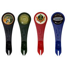 Logo Golf Custom Logo GreenFix Composite Divot Tool