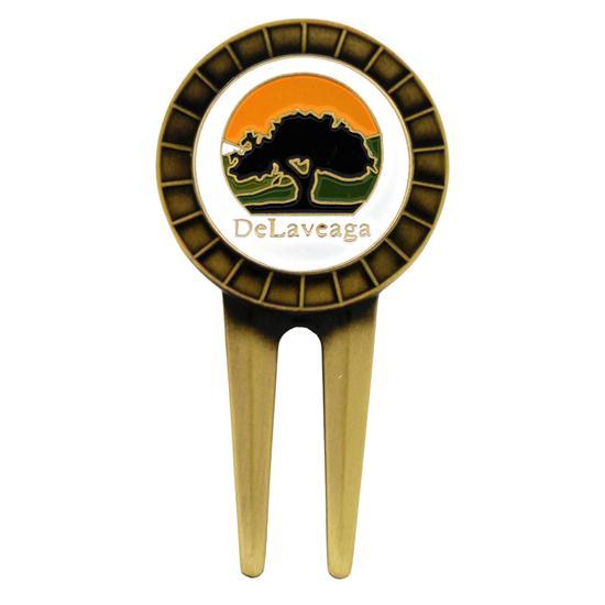 Logo Golf Presidential Divot Tool