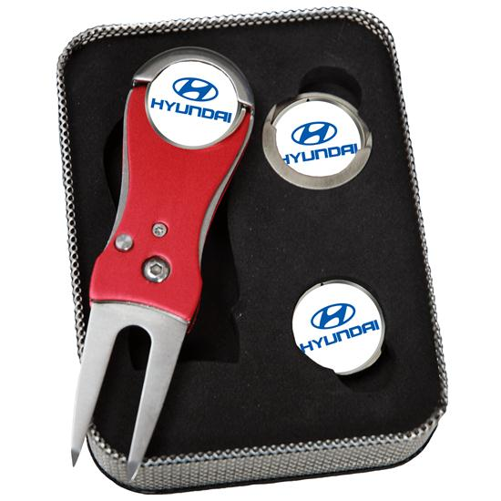 Logo Golf Quick X Gift Set- Style #11