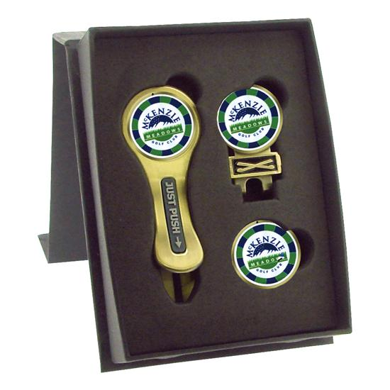 Logo Golf Quick X Gift Set- Style #6