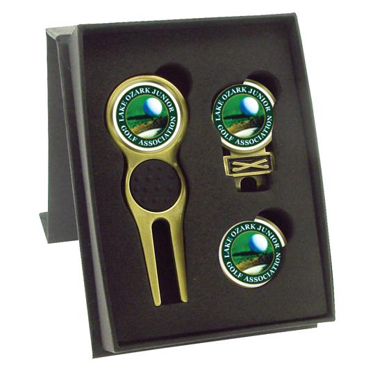 Logo Golf Quick X Gift Set- Style #7