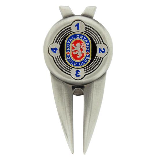 Logo Golf SpinMARK Divot Tool