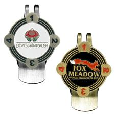 Logo Golf Custom Logo Springer Pocket Clip
