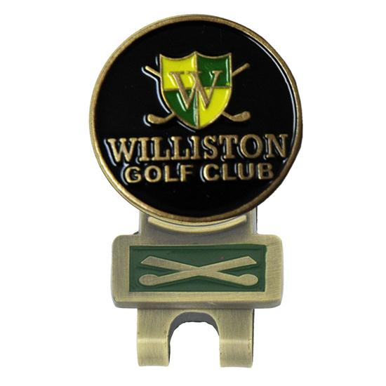 Logo Golf Troon Hat Clip