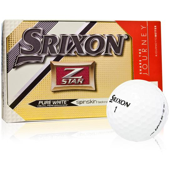 Srixon Z Star 4 Golf Balls with Bonus Sleeve - 15 Pack