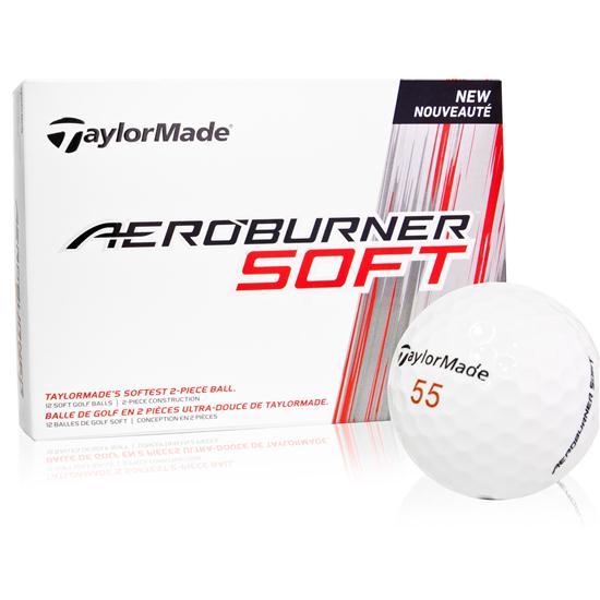 Taylor Made Aeroburner Soft Golf Balls