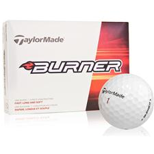 Taylor Made Burner Custom Express Logo Golf Balls