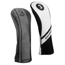 Taylor Made Leather Fairway Wood Headcover - 2015 Model