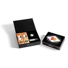 Titleist Custom Logo 6-Ball Presentation Box w/ Custom Cover