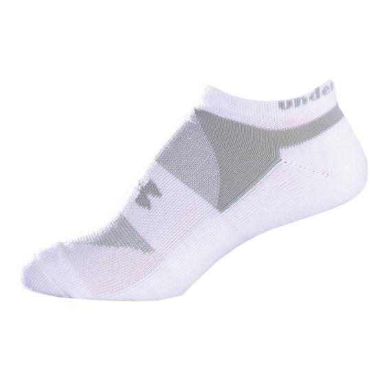 Under Armour No Show 3-Pack Socks for Women