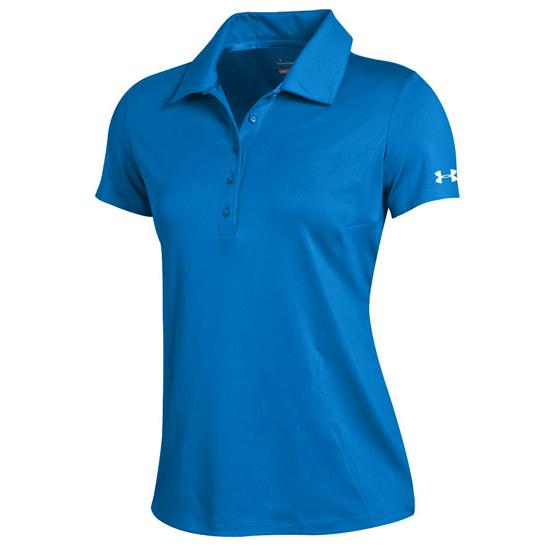 Under Armour UA Premier Short Sleeve Polo for Women