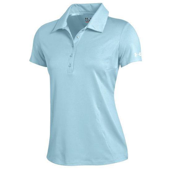 Under Armour UA Premier Short Sleeve Polo for Women