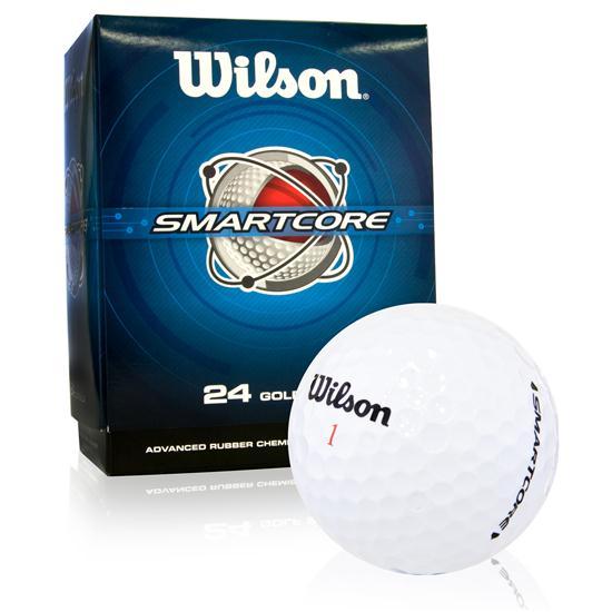 Wilson Smart Core Double Dozen Golf Balls Golfballs Com