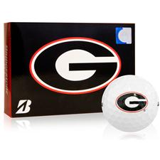Bridgestone Georgia Bulldogs e6 Collegiate Golf Balls