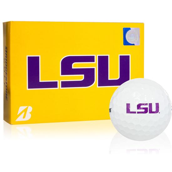 Bridgestone e6 Collegiate Golf Balls