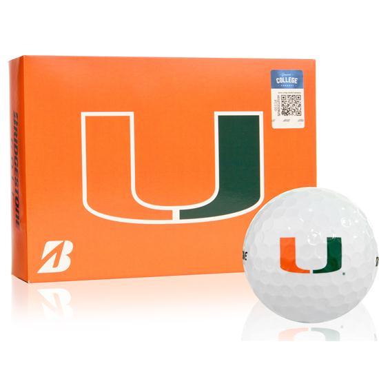 Bridgestone e6 Collegiate Golf Balls