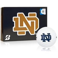 Bridgestone Notre Dame Fighting Irish e6 Collegiate Golf Balls