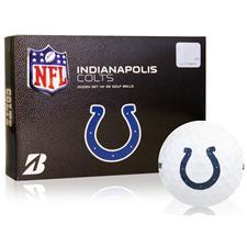 Bridgestone Indianapolis Colts e6 NFL Golf Balls