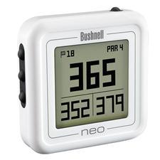 Bushnell Neo Ghost GPS Rangefinder - White