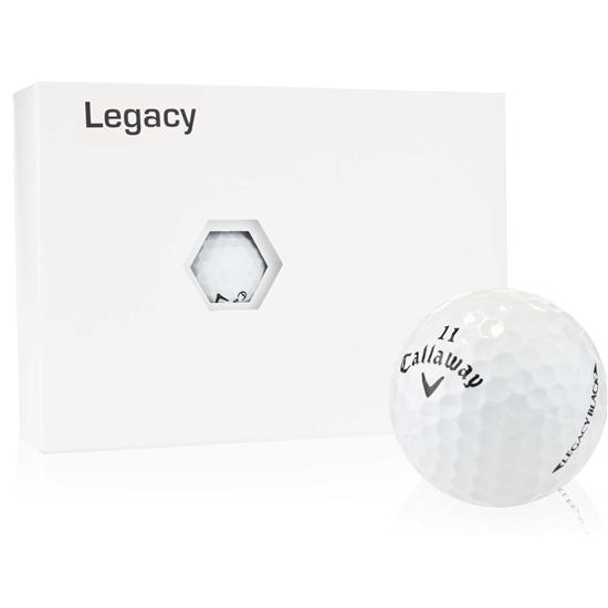 Callaway Golf Tour Select Legacy Black Golf Balls