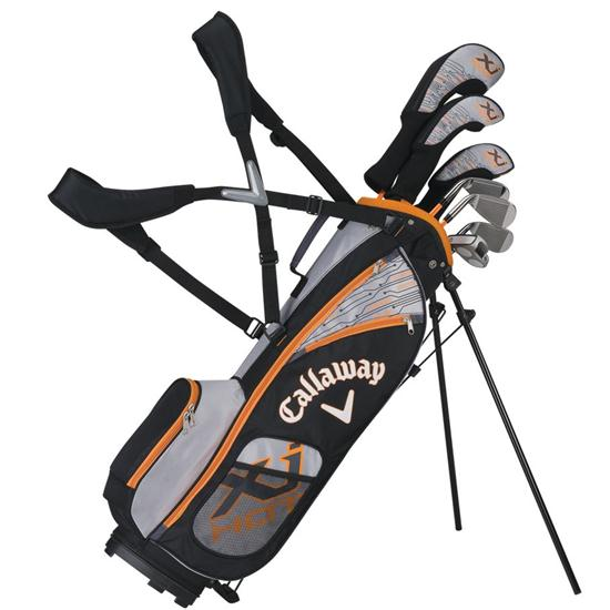 Callaway Golf XJ Hot 8-Piece Junior Set - Boys Age 5-8