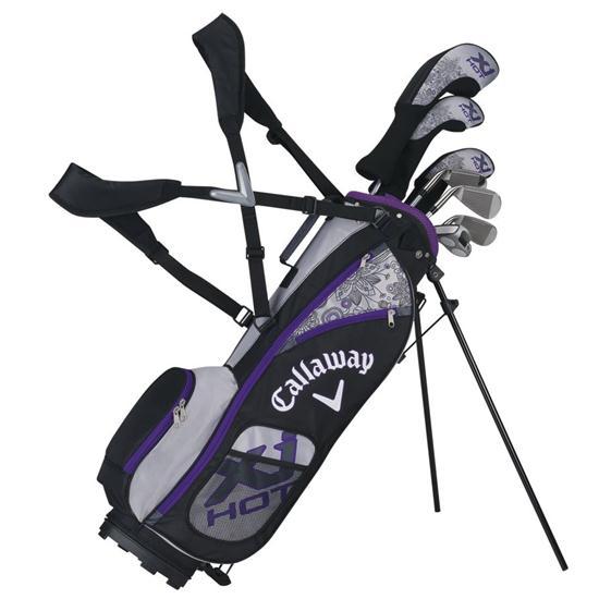 Callaway Golf XJ Hot 8-Piece Junior Set - Girls Age 9-12