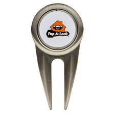 Classic Custom Logo Talon Divot Tool with Ball Marker