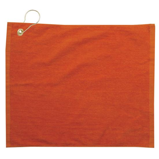 Logo Golf Imprinted Soft Touch Sport Towels