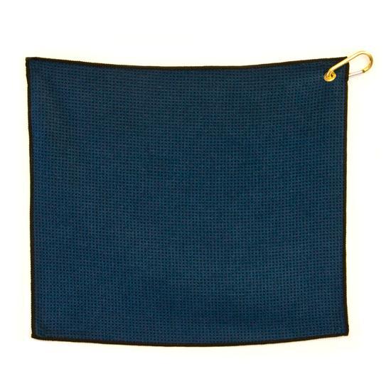 Logo Golf Microfiber Waffle Small Golf Towel