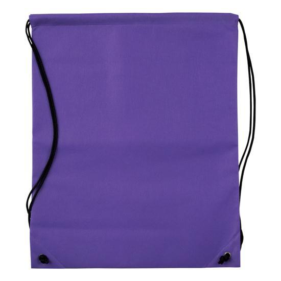 Logo Golf Nonwoven Drawstring Cinch-Up Backpack