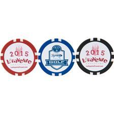 Logo Custom Logo Poker Chip Ball Marker