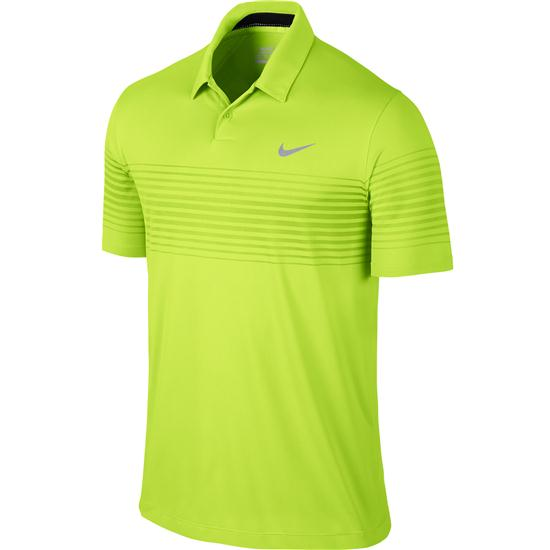 Nike Men's Major Moment Mach Polo Manufacturer Closeout