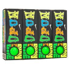 Nike Mojo Lucky #7 Green ID-Align Golf Balls
