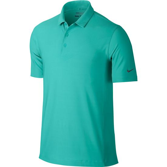 Nike Men's Tech Embossed Polo Manufacturer Closeout