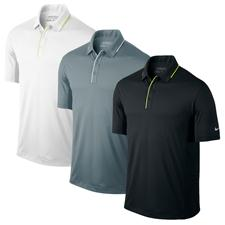 Nike Men's Tech Tipped Polo Manufacturer Closeout