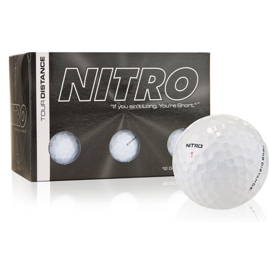 Nitro Tour Distance Golf Balls